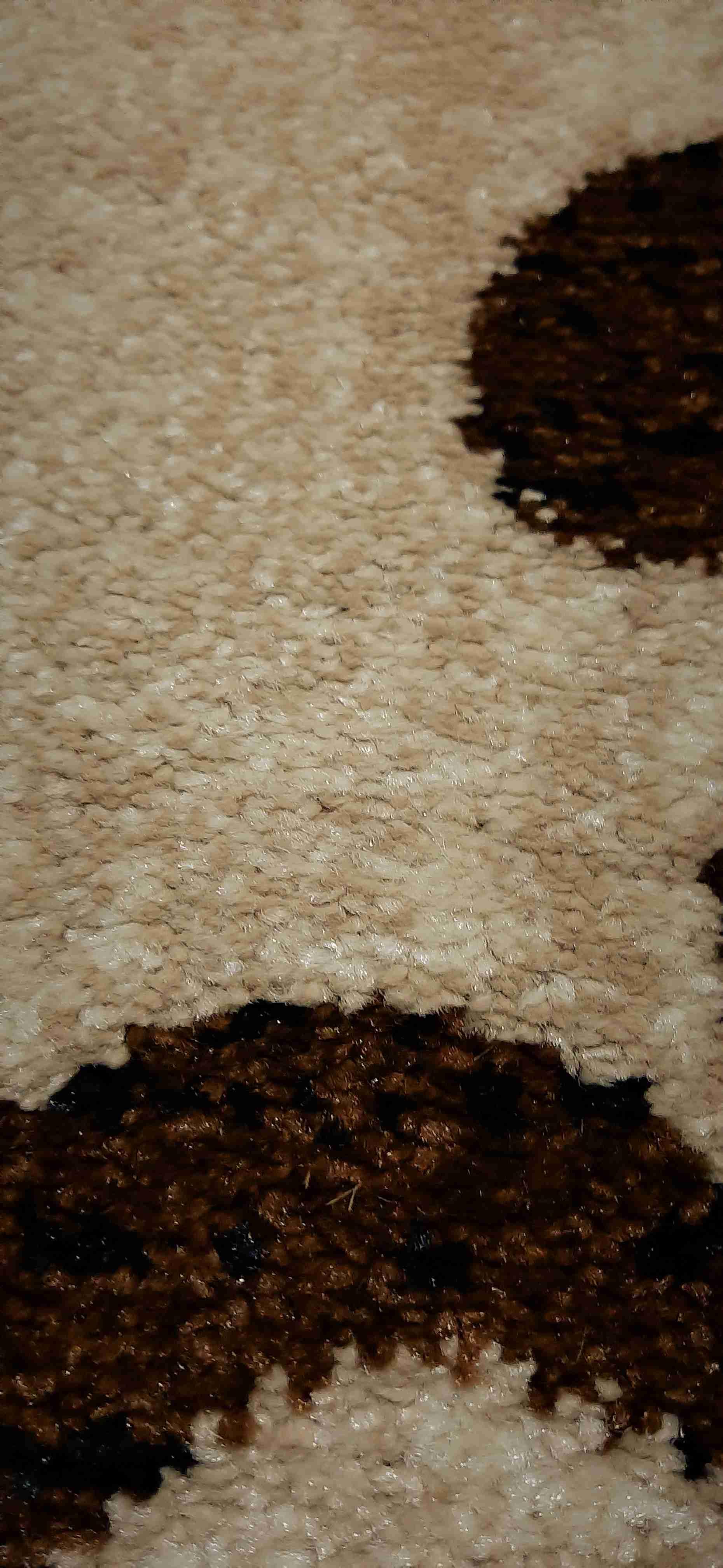 Traversa Covor, Cappuccino 16028-118, Bej / Maro, 80x600 cm, 1800 gr/mp 3